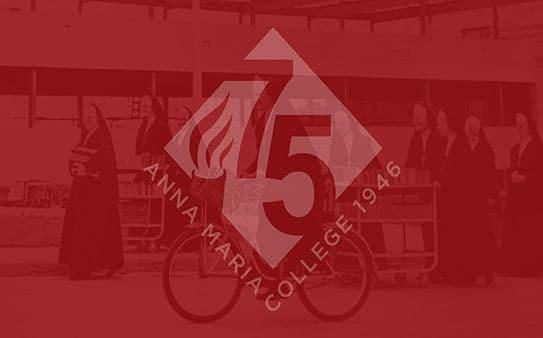 Anna Maria College Celebrates 75th Anniversary in 2021