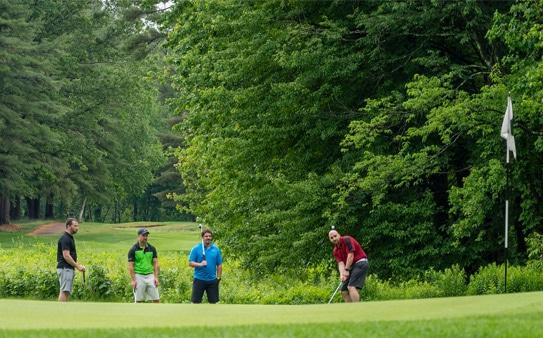 12th Annual Anna Maria College Golf Tournament