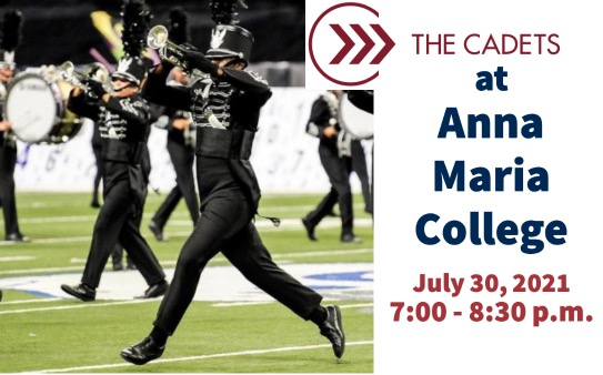 The Cadets at Anna Maria College