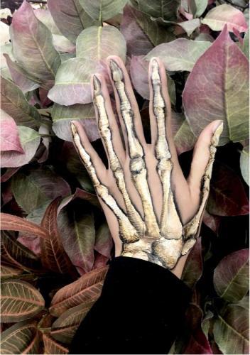 Sam Summa - Skin n'Bones - Acrylic - Bishop Fenwick High School